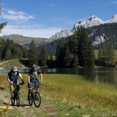 Mountain Bike Itineraries