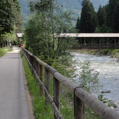 Val Rendena's cycle path