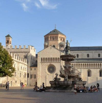 La città di Trento