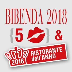 BIBENDA 2018, Il Gallo Cedrone ristorante dell'Anno